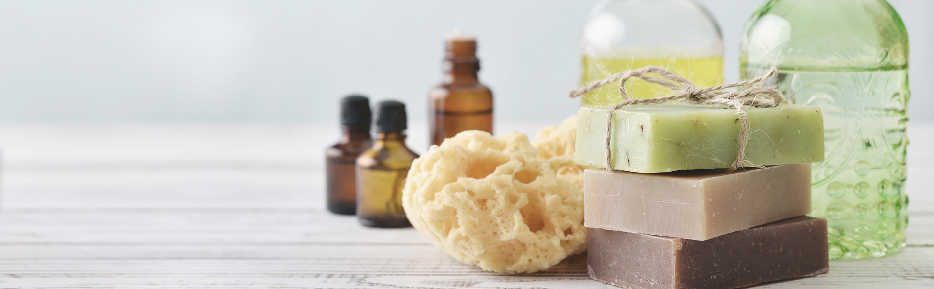 Each skin is unique! It is our desire to offer expert care for each skin type with our line of Organic Cosmetics.